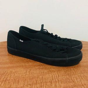 Women's Black Keds Shoes